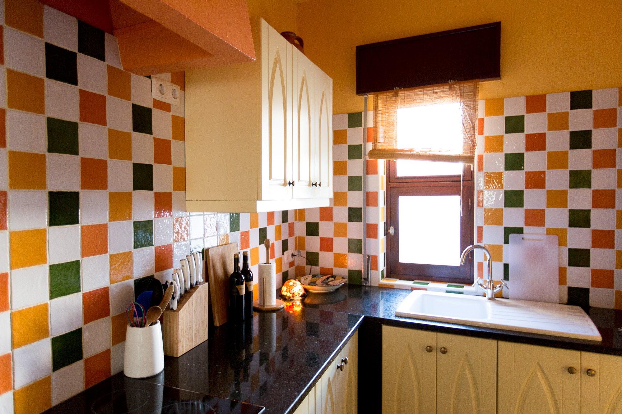 Casa Amendoeira - Küche