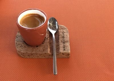 You order a bika here, not an espresso.